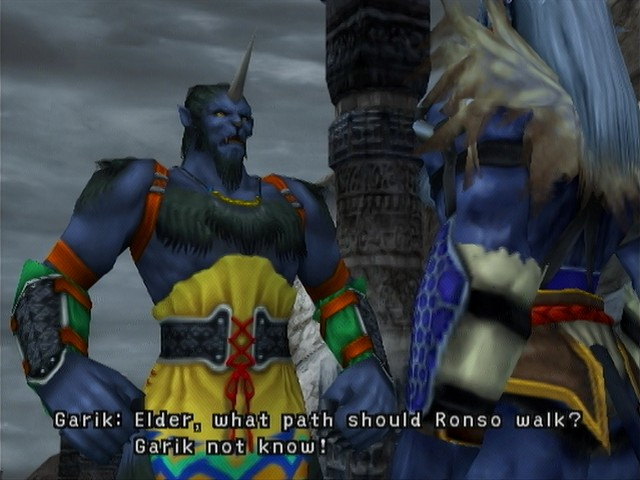 Garik Ronso - The Final Fantasy Wiki - 10 years of having ...