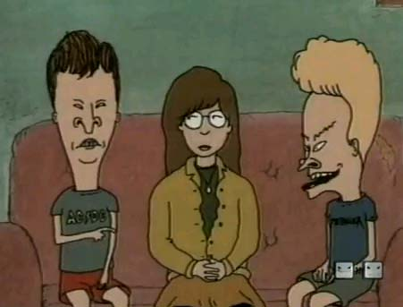 beavis and butthead and daria essay