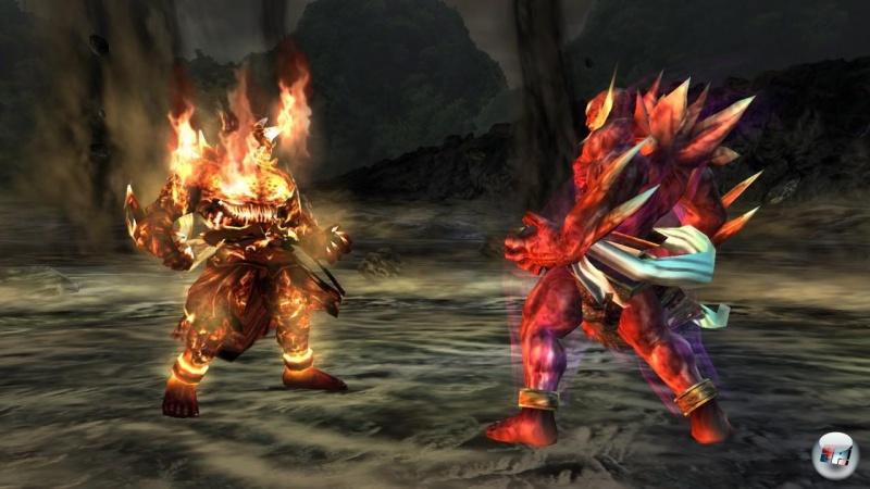 Image - 800px-Jinpachi Mishima - Devil forms.jpg - The ...