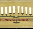 Stage 1 - Missing Zombies!
