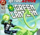 DC Retroactive: Green Lantern - The '90s Vol 1 1