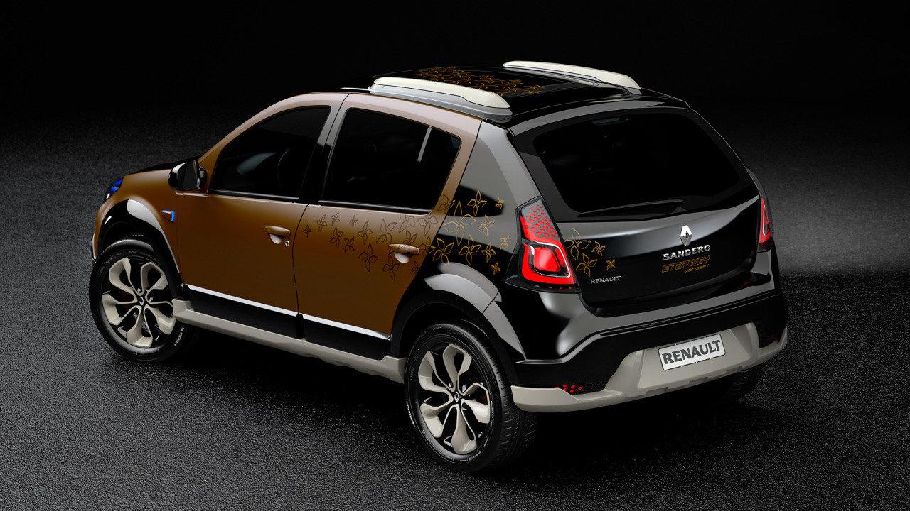 Image Renault Sandero Stepway Concept8 Jpg Autopedia