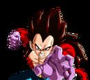 Vegeta Super Saiyajin 4