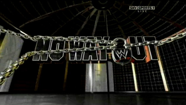 wwe no way out logopedia the logo and branding site