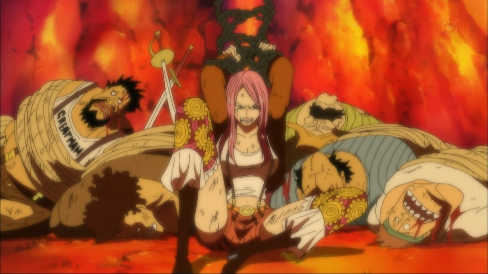 Strongest One Piece Characters (Ranking + Pictures ...