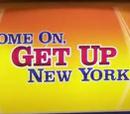 Komm schon, steh auf New York!
