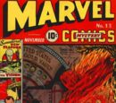 Marvel Mystery Comics Nº 13