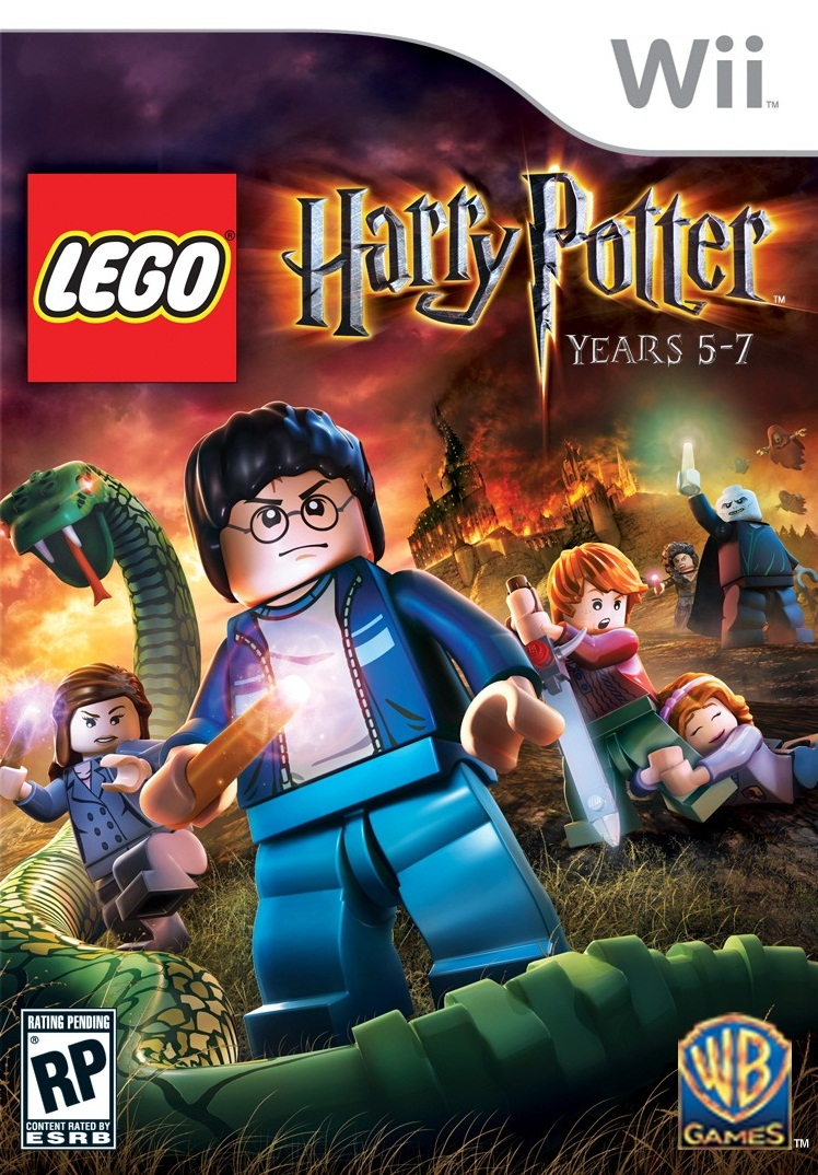 LEGO Harry Potter: Years 5-7 - Harry Potter Wiki - Wikia