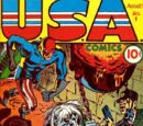 U.S.A Comics Nº 1