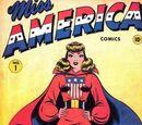 Miss America Comics Nº 1
