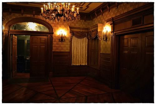 The Haunted Mansion Disneyland Disney Wiki