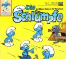 The Clockwork Smurf (comic book)