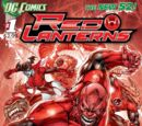 Red Lanterns Vol 1