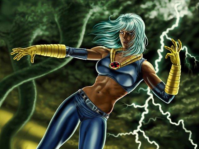 Storm X Men Wallpaper 63 Images: Wolverine, Marvel Comics, Origins