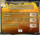 Famous Last Words 2