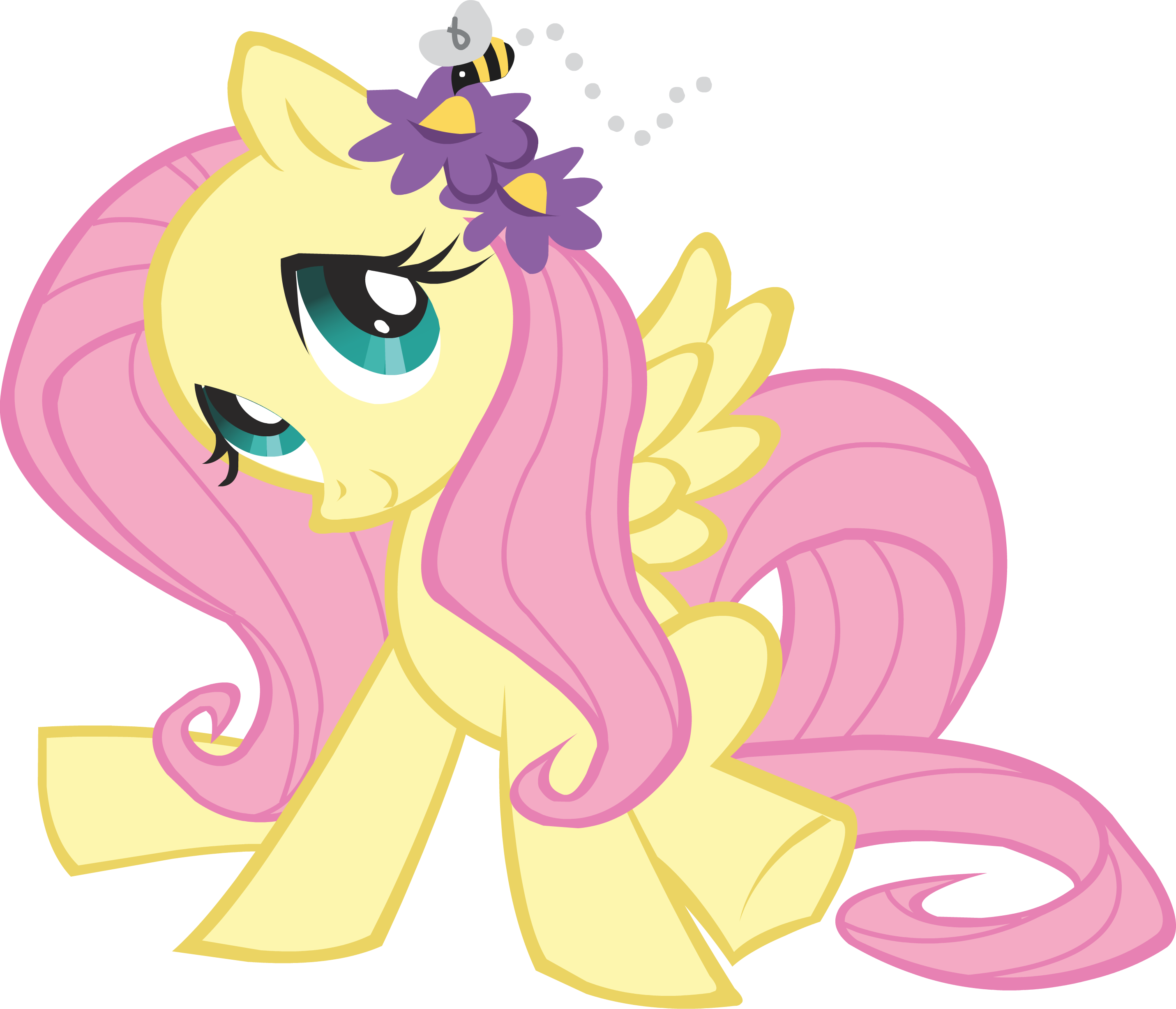 ... Castle Fluttershy 3.png - My Little Pony Friendship is Magic Wiki