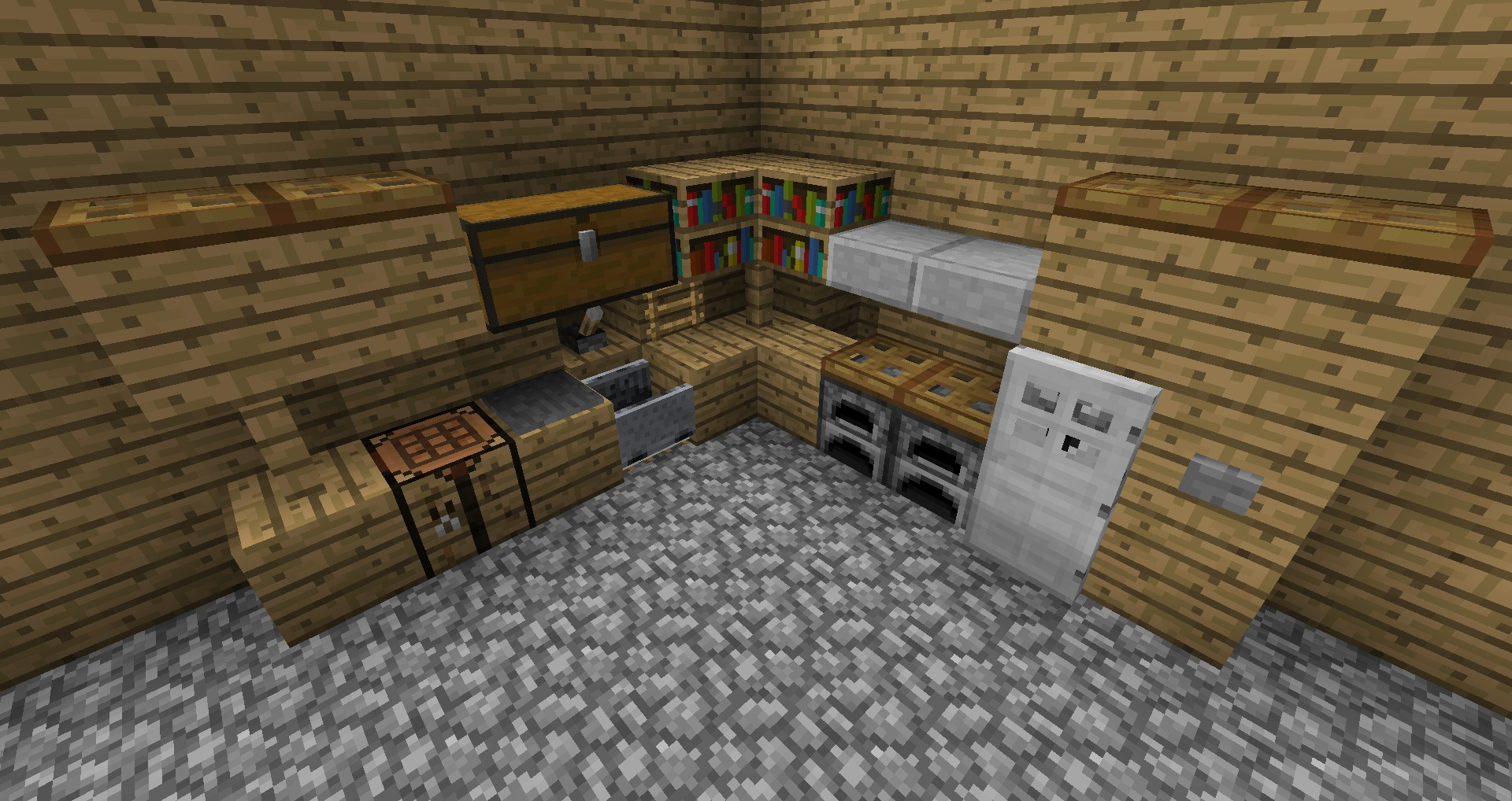 Kitchen Minecraftdesign Wiki