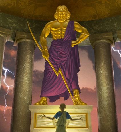 Temple of Jupiter small