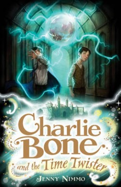 charlie bone and the time twister book report