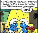 Liar Smurf