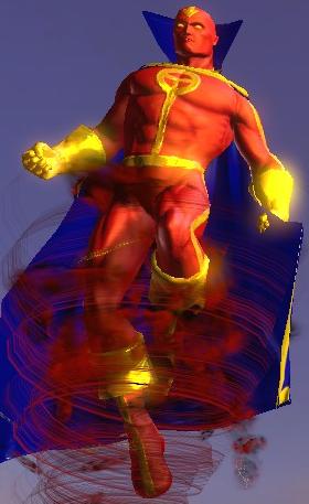 Red Tornado - DC Universe Online Wiki