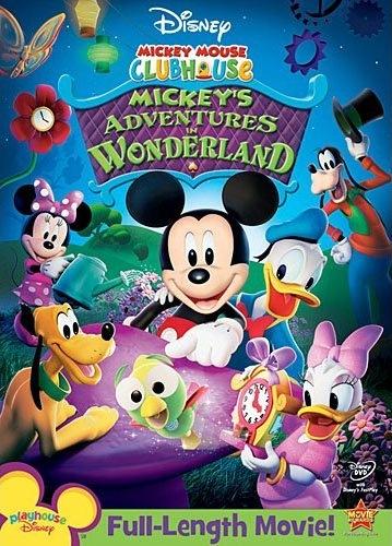 mickeys adventures in wonderland games