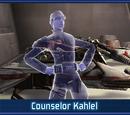 Counselor Kahlel