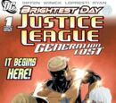 Justice League: Generation Lost