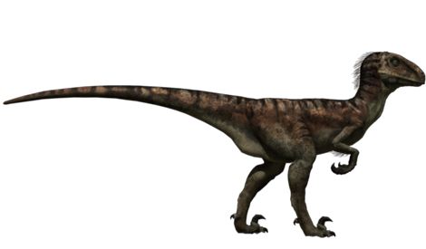 UtahraptorJurassic Fight Club Dromaeosaurus