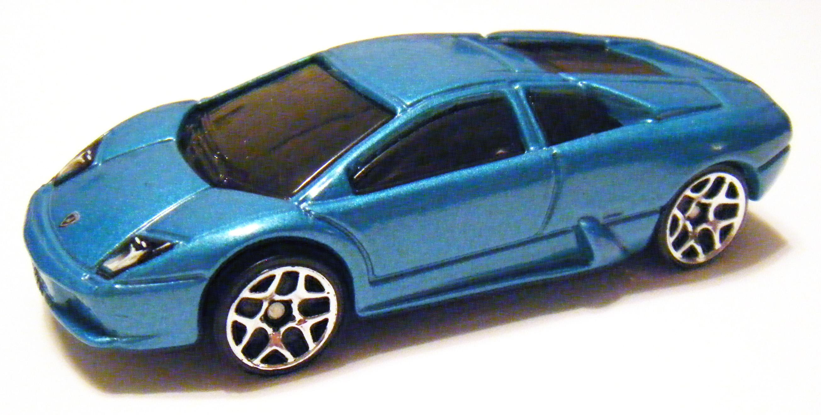Lamborghini Murcielago Hot Wheels Claudio Blog Just Another