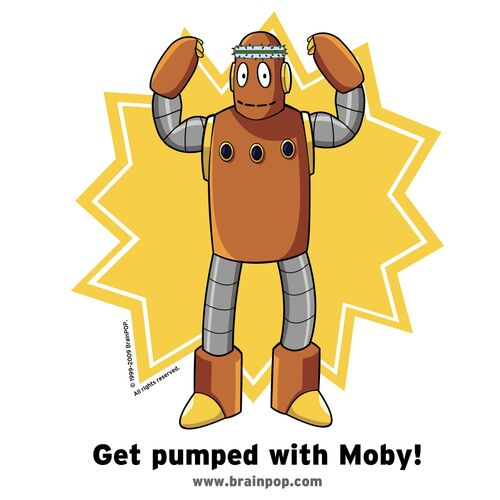 brainpop moby coloring pages - photo#12