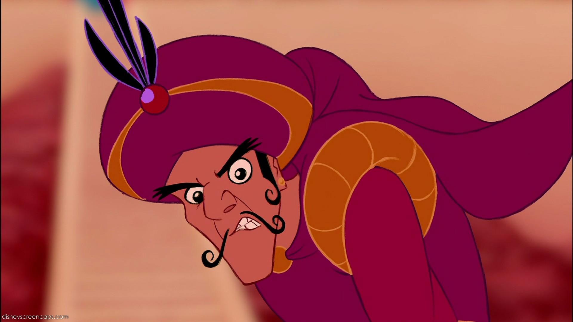 Aladdin: Prince Achmed