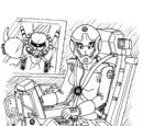 MS GUNDAM: THE LOST CENTURY Interquel: Episode 1 - Flight