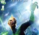Green Lantern Movie Prequel: Tomar-Re Vol 1 1