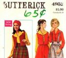 Butterick 4952 A