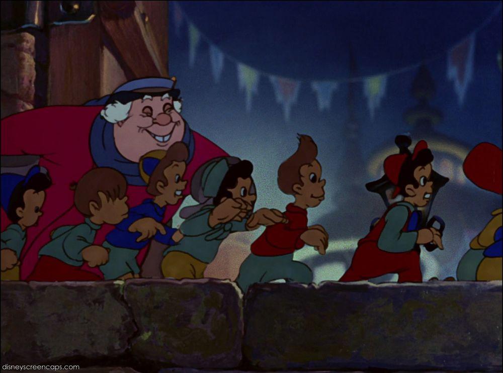 The Stupid Little Boys Disney Wiki Wikia