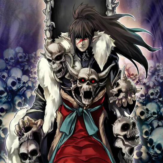 [X]Shura Hakachi;  SkullMeister-TF06-JP-VG