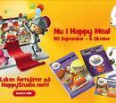 Happy Studio (McDonald's Sweden, 2011)