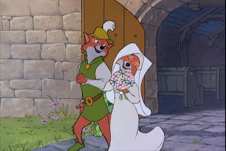 Image Robin Hood And Maid Marian Disney Couples 8266446