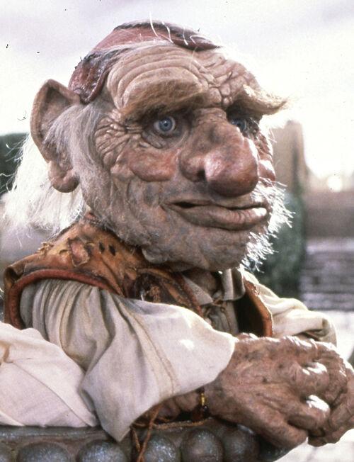 Hoggle - Labyrinth Wiki Labyrinth 1986 Characters