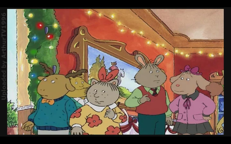 arthurs perfect christmas christmas specials wiki - Arthur Perfect Christmas