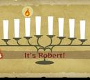 Stage 4 - It's Robert!