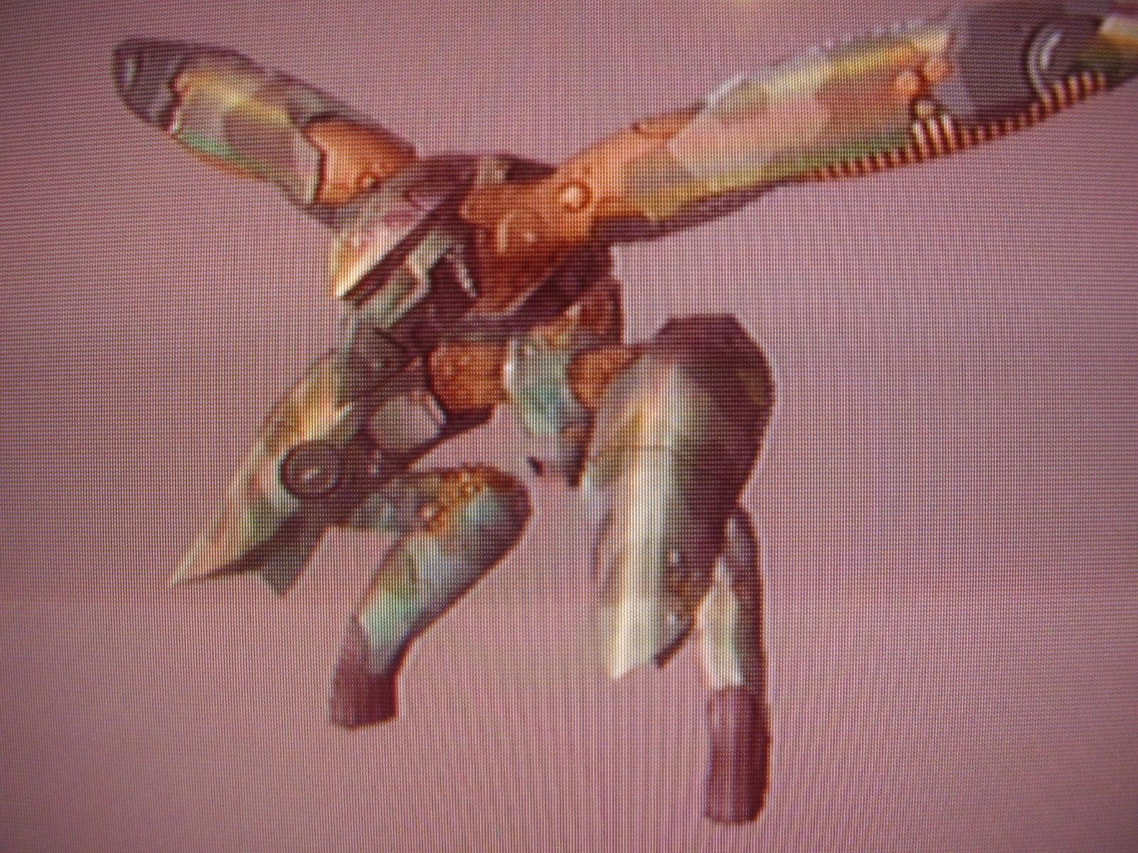 Gear Ray Metal Gear Ray Prototype
