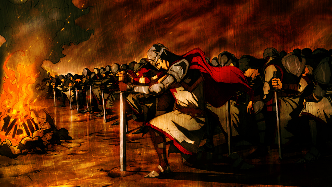 A research on christian crusades and muslim jihads