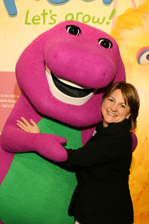 PBS Kids Sprout - Barney Wiki