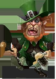 Image Boozehound Leprechaun Png Vampire Wars Wiki