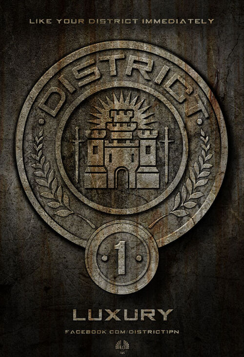 District 1 - The Hunger Games Wiki
