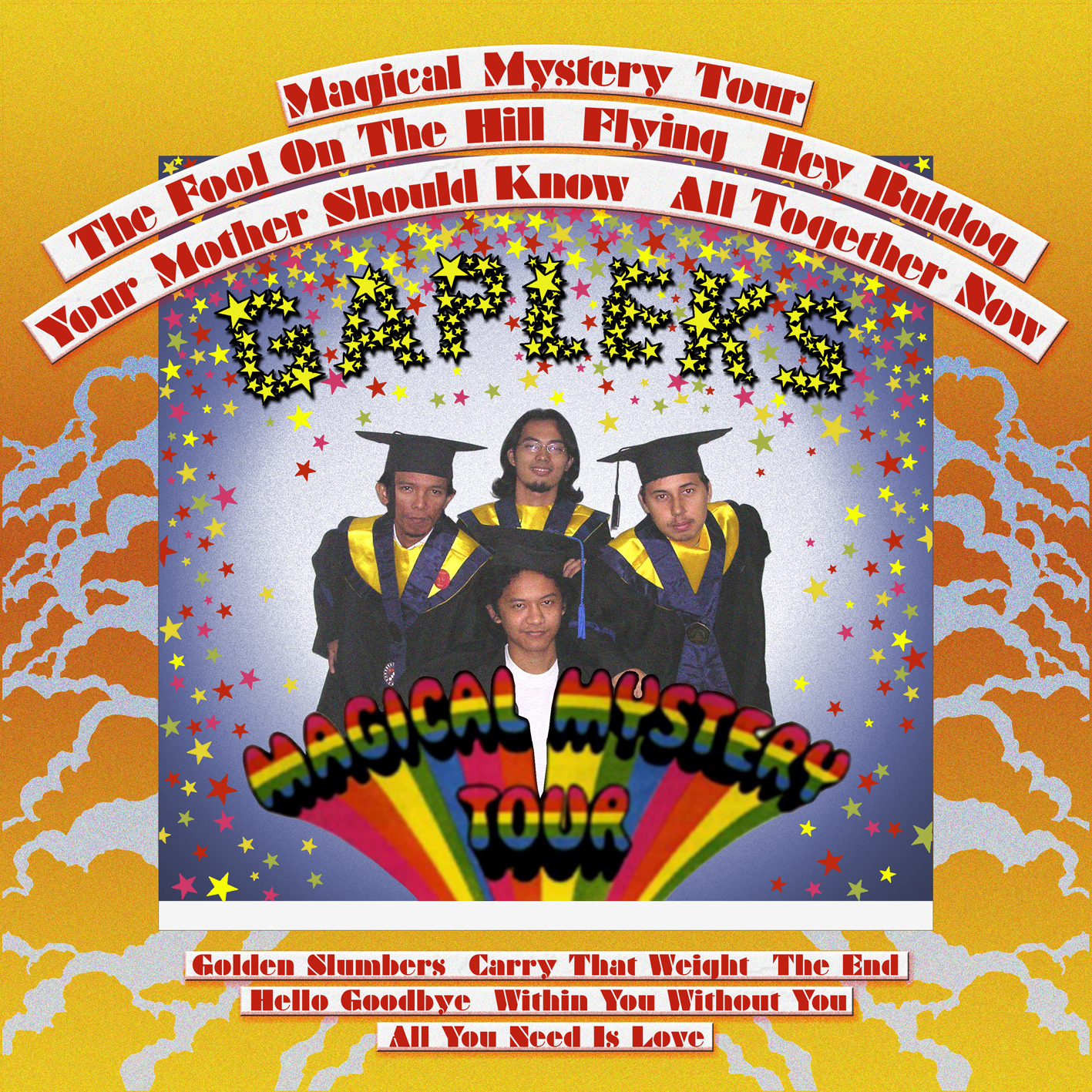 Beatles, The - Tragical History Tour / Dr. Pepper