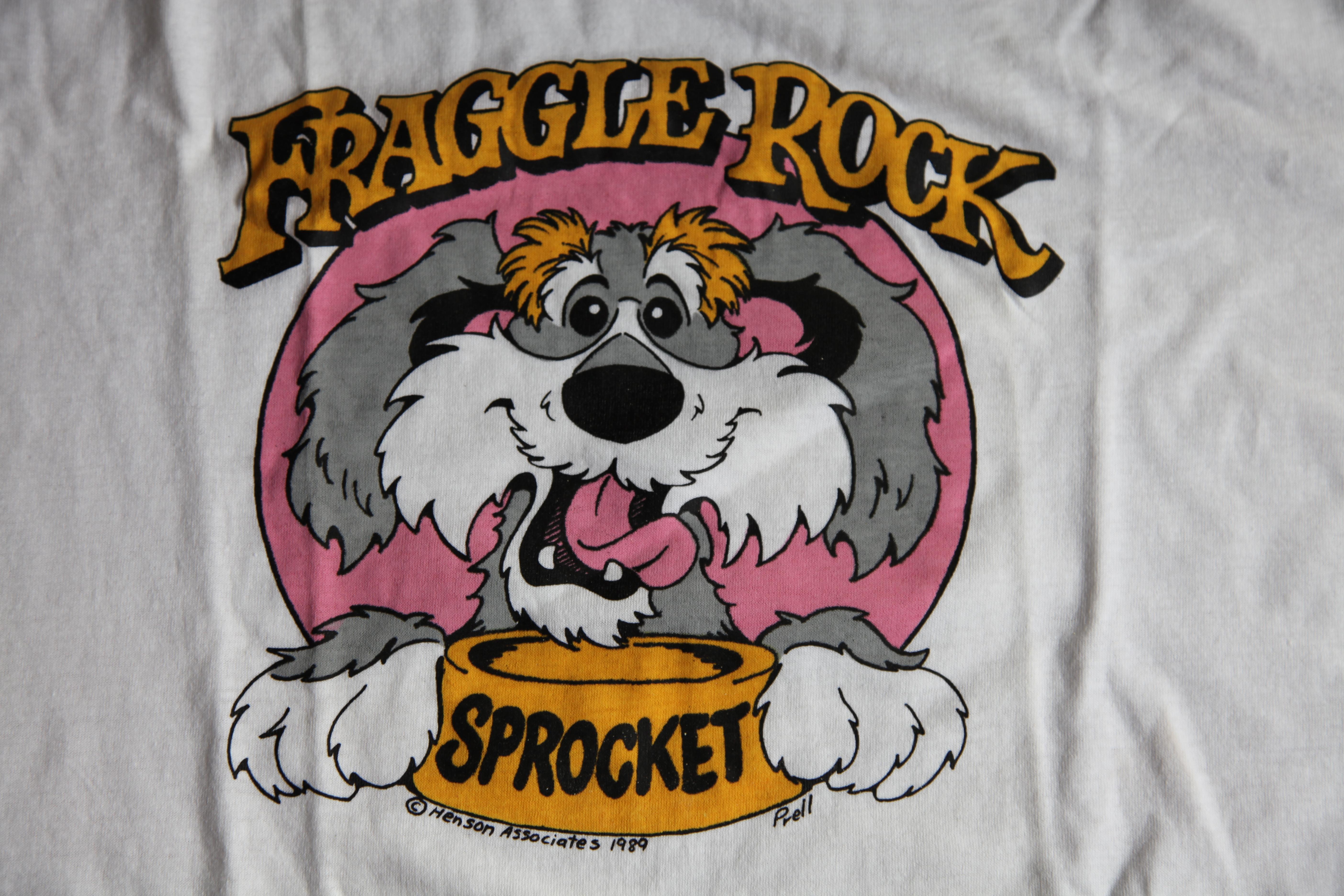 Fraggle rock sprocket