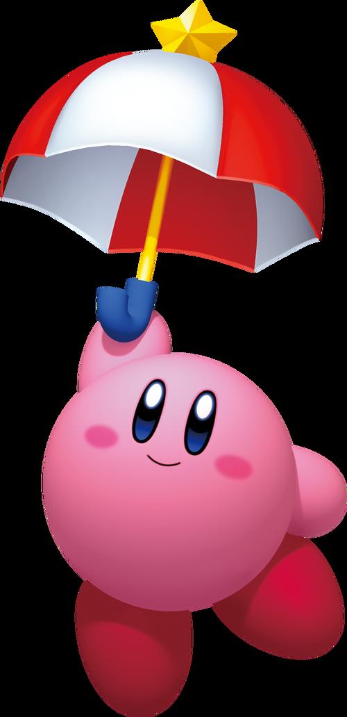 Meta Knight And Kirby Comics Parasol - Kirby Wiki -...